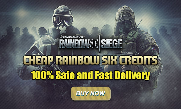 Buy Rainbow Six Siege Credits At DPSVIP.COM