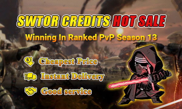 Where Is The Best Place To Buy SWTOR Credits?