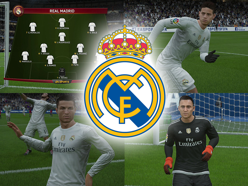 Fifa 16 tips real madrid best formation and squad stopboris Image collections