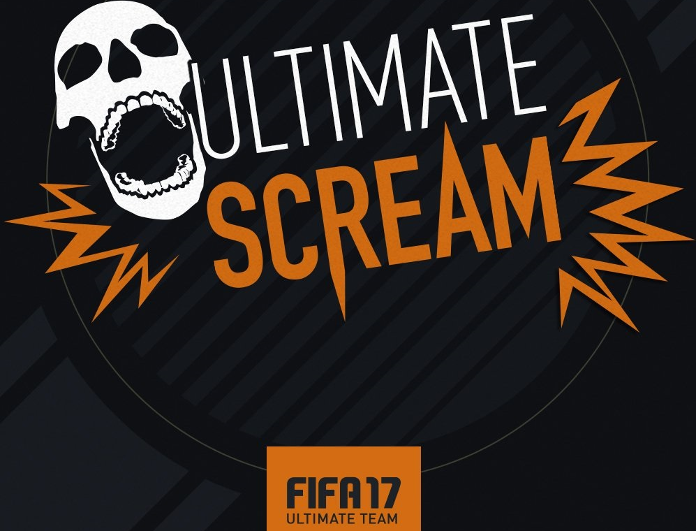 FIFA 17 Halloween Promotion - Ultimate Scream