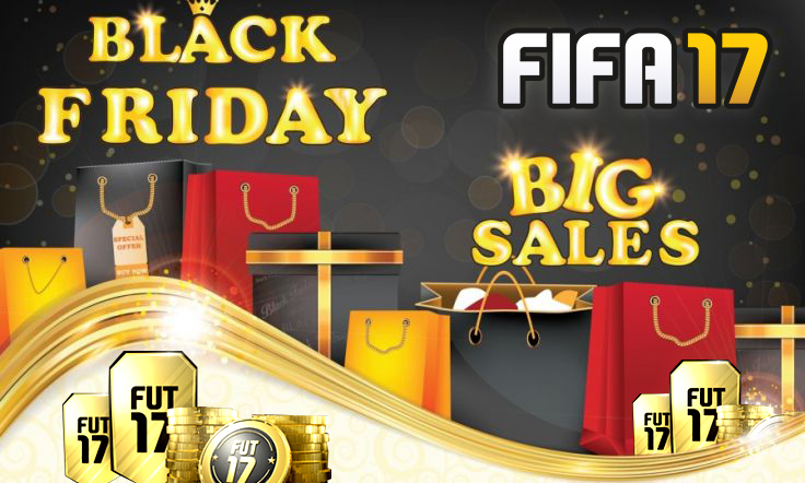 FIFA 17 Black Friday Promotions Sales, Packs Offers, Daily Gifts, Tournaments, Market Crash