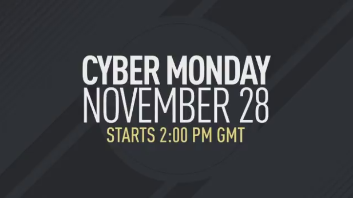 FIFA 17 Cyber MondayHourly Packs Offers, flash SBC