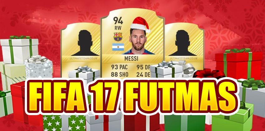 FIFA 17 FUTmas Hourly Packs Offers, Free Packs, Squad Builder Challenges, Themed Kits, Market Crash and Best Investment Tips