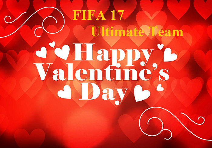 FIFA 17 Valentines Day Promotion Offers