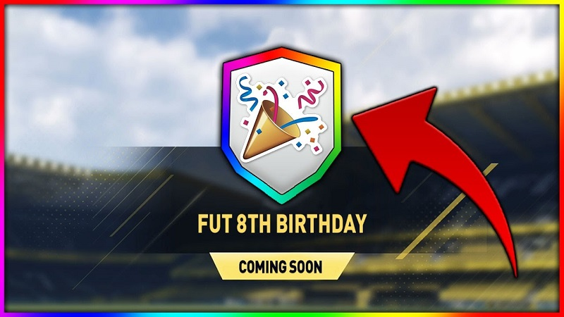 FIFA 17 FUT Birthday Celebration - 8th Anniversary Offers