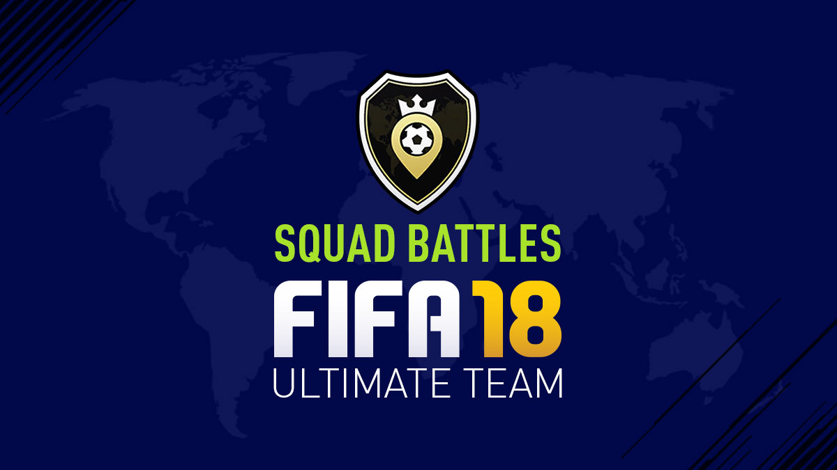 FIFA 18 Squad Battles Rewards and Schedule - All Info